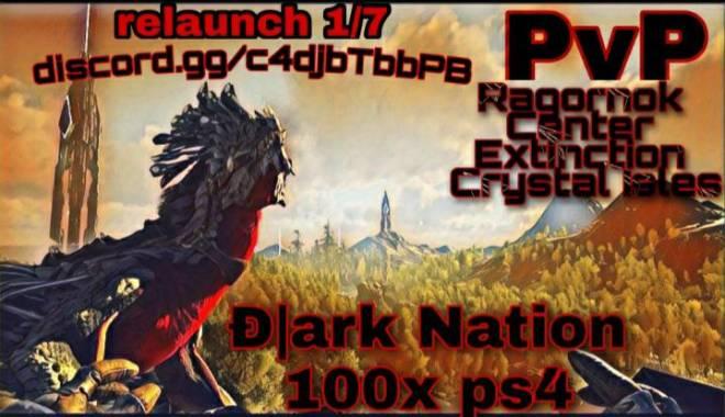 ARK: Survival Evolved: General - Relaunch of DarkNation  image 3