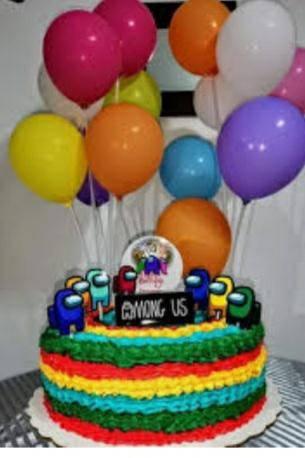 Among Us: Posts - Guys today is my birthdayyy image 1