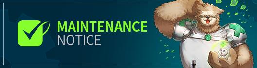 Lucid Adventure: └ Maintenance Notice - January, day 12's Maintenance Notice [DONE]  image 1
