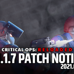 [Patch Notes]  12/ 01(TUE) V1.1.7 Patch Notes