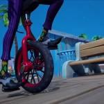 New upcoming Emote : Unicycle