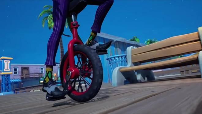 Fortnite: Memes - New upcoming Emote : Unicycle  image 2