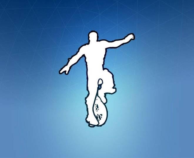 Fortnite: Memes - New upcoming Emote : Unicycle  image 4