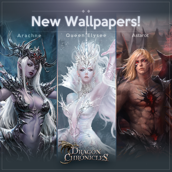 Dragon Chronicles: Open Forum - 🆙Dragon Chronicles Wall Papers 📱 are ready for you! image 1