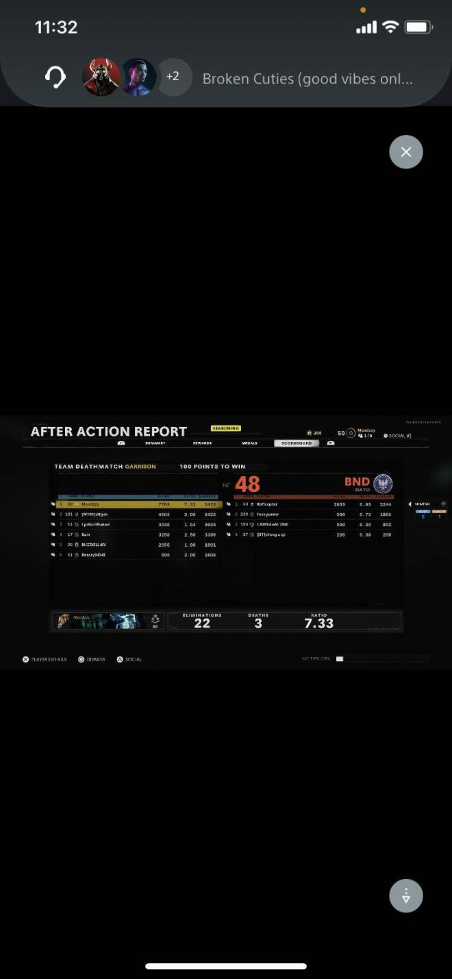Call of Duty: General - my best score so far image 1