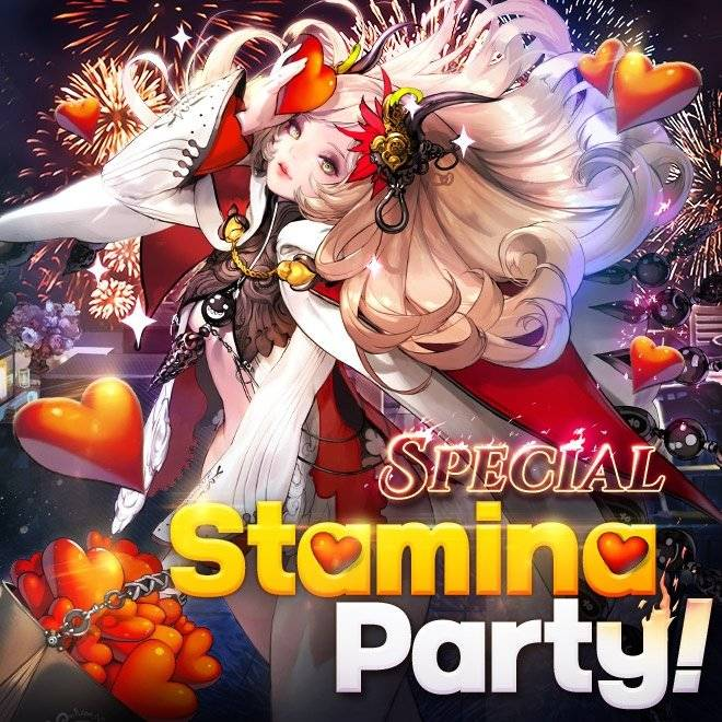 DESTINY CHILD: PAST NEWS - [EVENT] Stamina Party! image 1