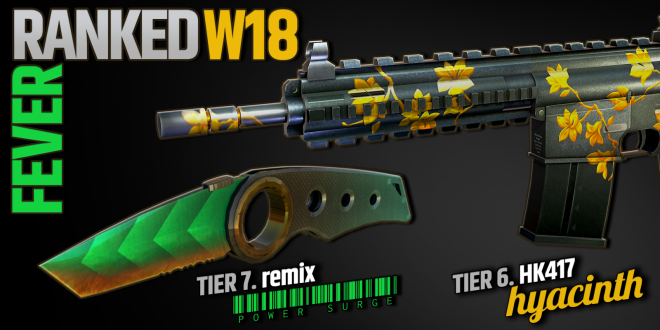 TW Critical Ops: Reloaded: Event - [活動] 狂熱排名戰! Week 18 image 3