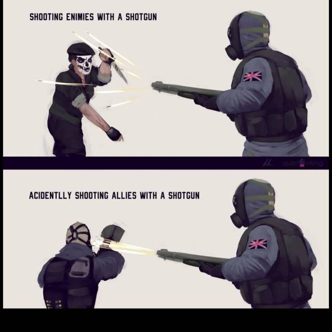 Rainbow Six: General - So true image 1