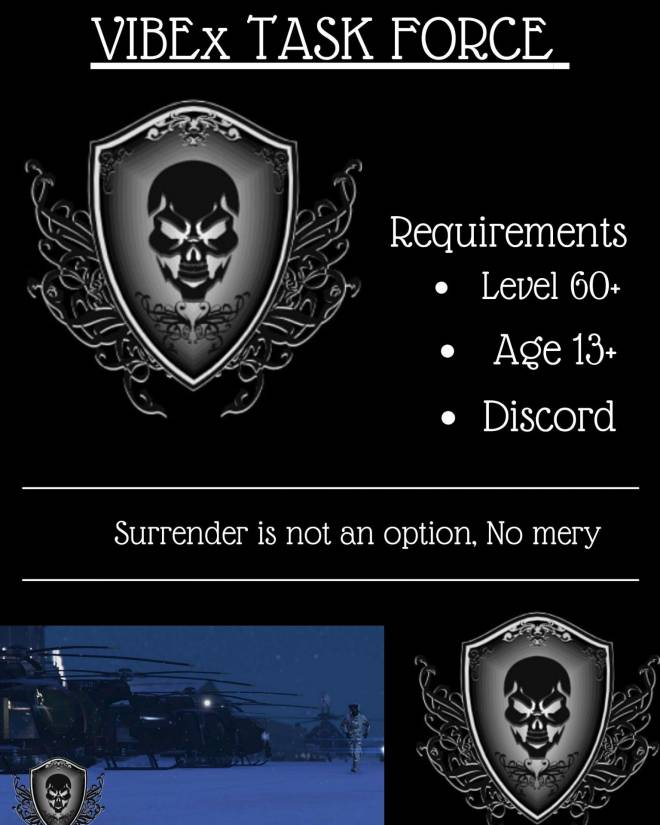 GTA: Promotions - VIBExPMC IS NOW RECRUITING (XBOX ONE) image 1