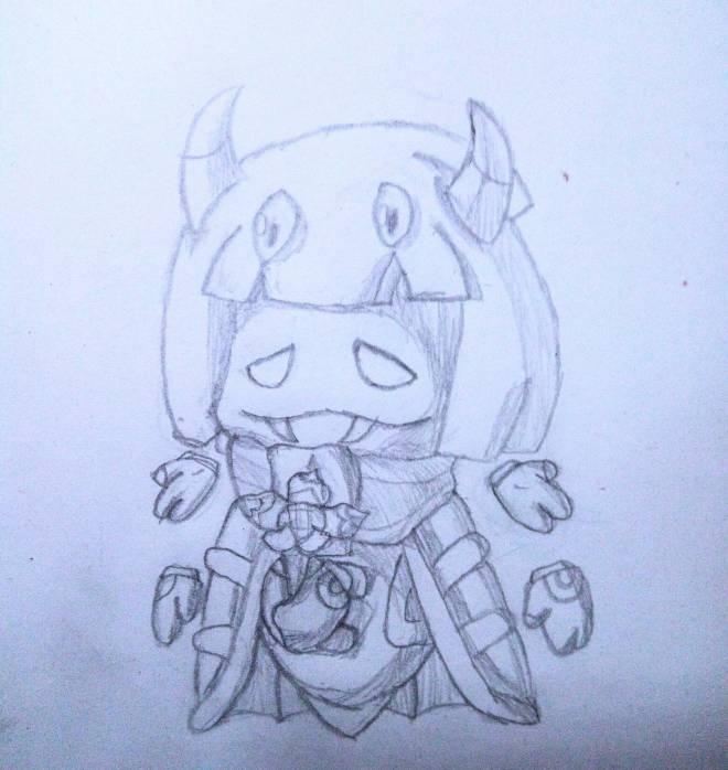 Entertainment: Art - Oh Look! It's Taranza remembering his...sad... backstory...huh image 2