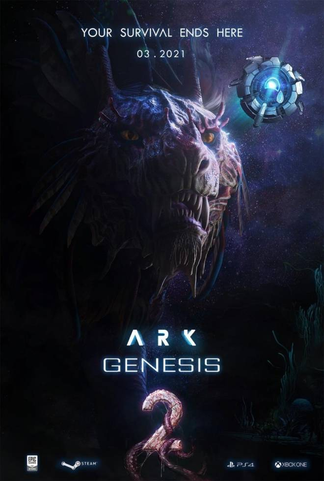 ARK: Survival Evolved: General - Are you excited for ARK genesis 2? image 1