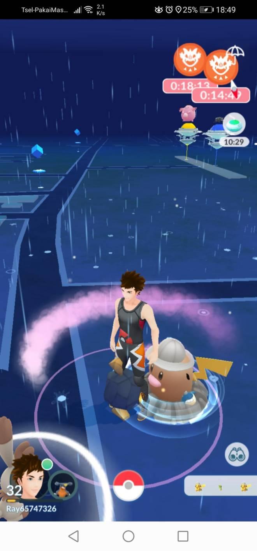 Pokemon: General - Weird spawn image 2