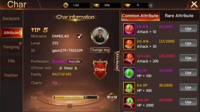 ATK CHALLENGER: Free Board - Server:279 Service G72 IGN:DAMULAG image 2