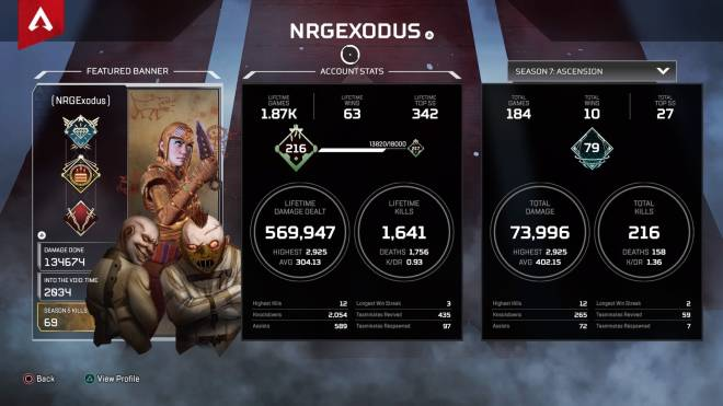 Apex Legends: Promotions - Need New Teammates *ASAP* image 2