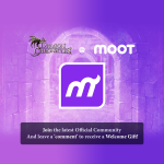🎉Event. 'Moot' Community Opening Ceremony!