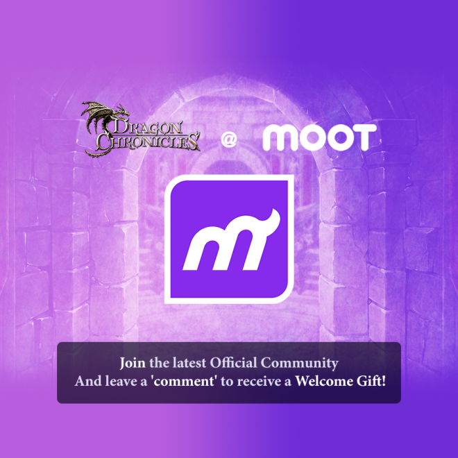 Dragon Chronicles: Event - 🎉Event. 'Moot' Community Opening Ceremony! image 2