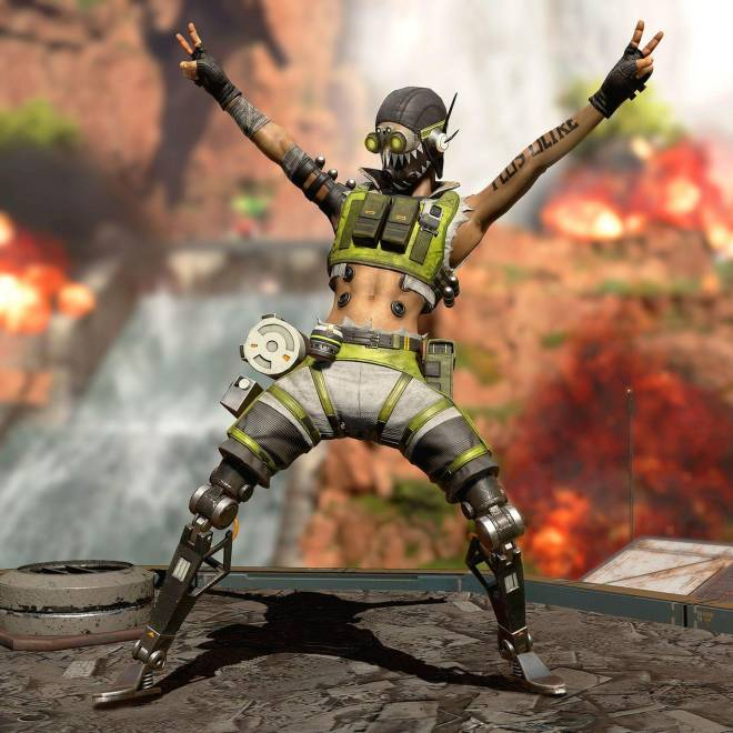 Apex Legends: General - Finally, I get octane!😃 image 2