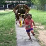 Rammus Full Build Be Like