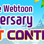 Lucid Adventure Webtoon 5th Anniversary! Fan Art Contest!