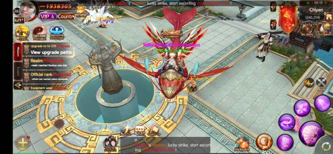 ATK CHALLENGER: Free Board - My new wing and riding skin.. image 2