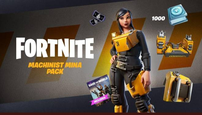 Fortnite: Battle Royale - New leaked pack | Nuevo pack filtrado  Credits to Hypex image 1
