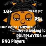 RECRUITING NOW PS4 ONLY 13+