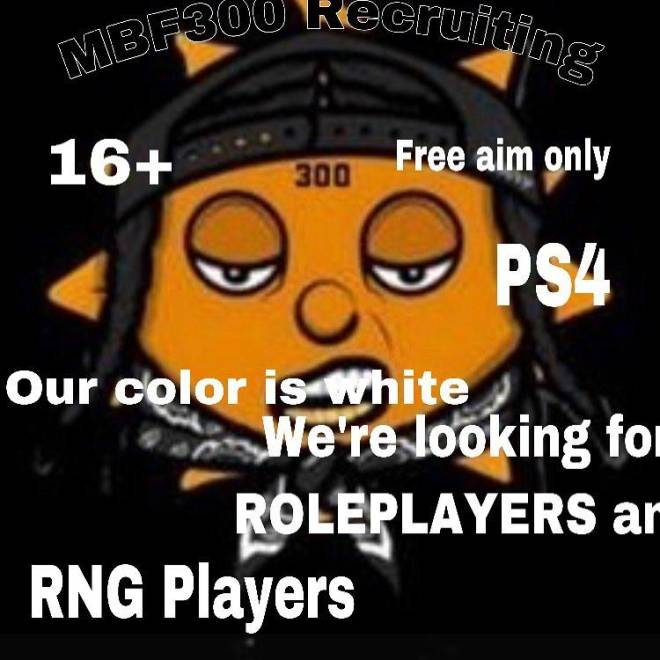 GTA: Promotions - RECRUITING NOW PS4 ONLY 13+  image 2