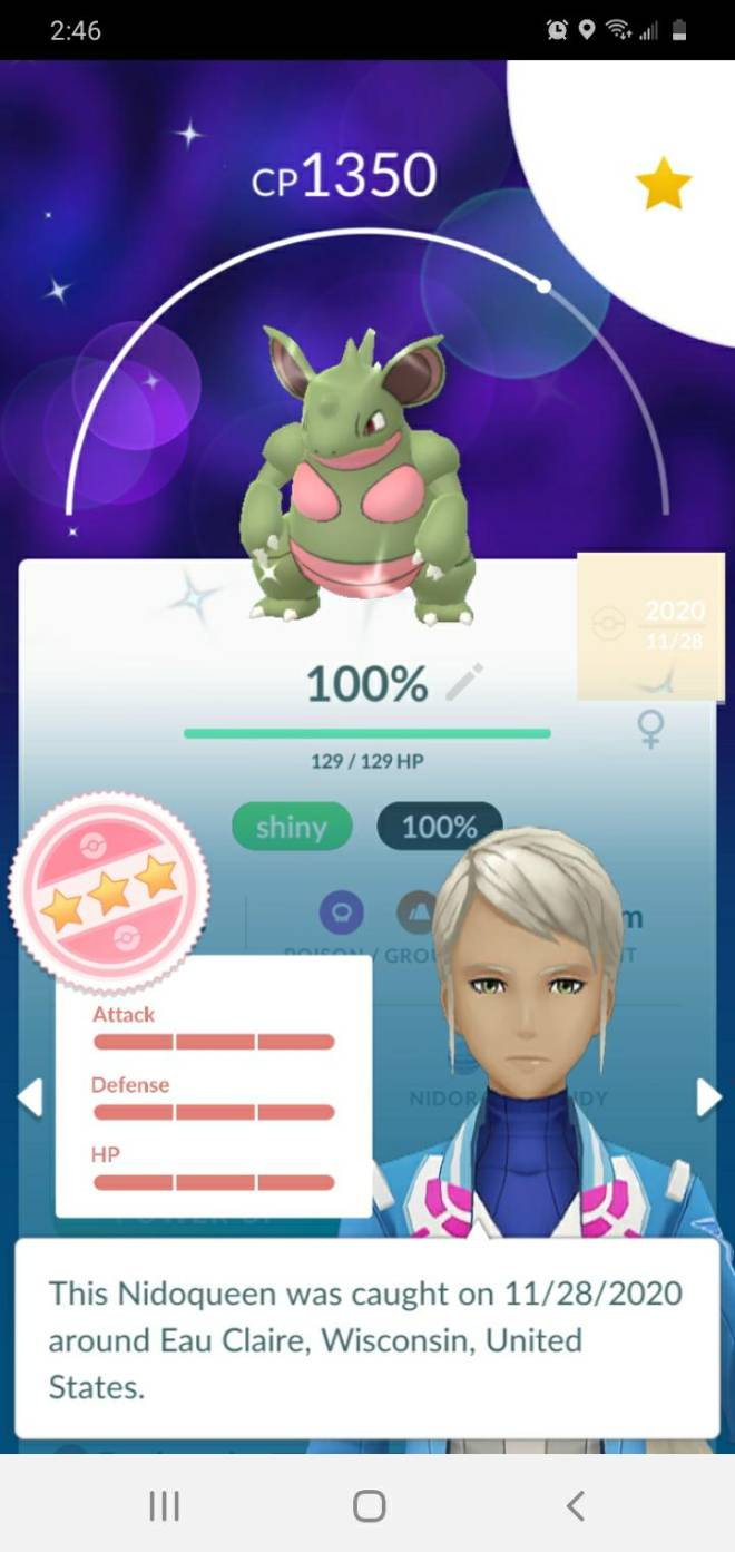 Pokemon: General - My shiny 4* image 1