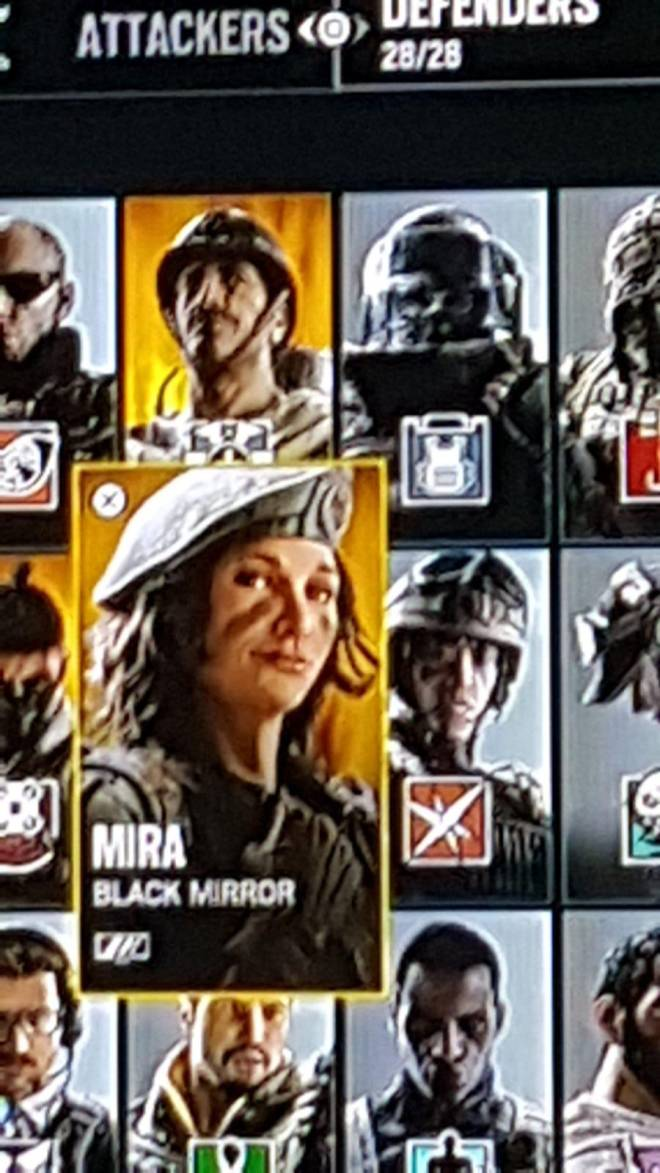 Rainbow Six: General - When your friend is a mira and glaz main( actual post)  image 1