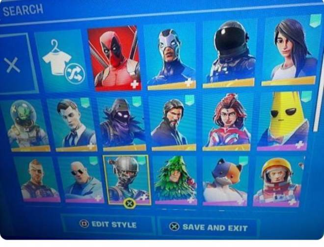 Fortnite: Looking for Group - Fortnite Acc with Season 2 And 3 skins For 30$ image 3