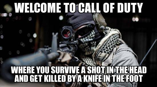 Call of Duty: Memes - Literally True‼️‼️ image 1