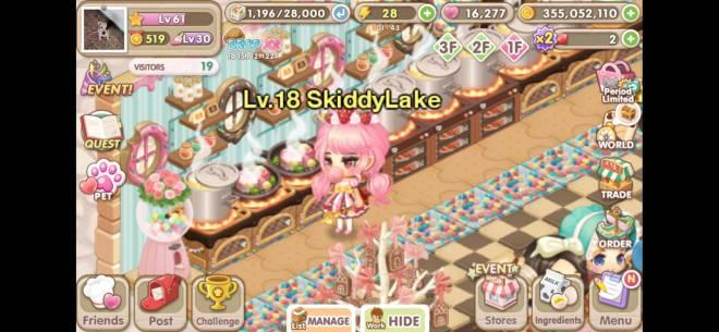 My Secret Bistro:  - Friend's Request - IGN: SkiddyLake image 2