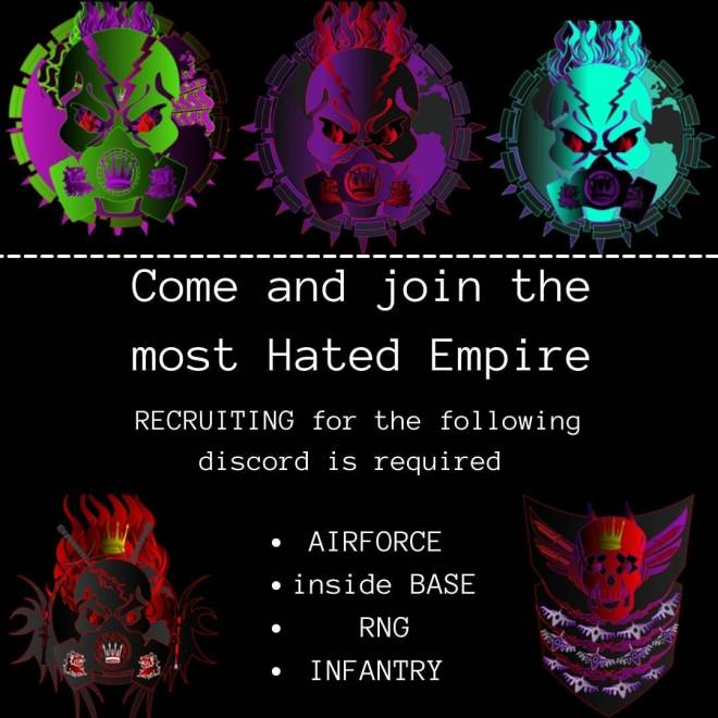 GTA: Promotions - TRY Empire NOW RECRUITING image 2