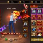 Fire dance certification  Server: 289 IGN: YAWA