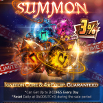 [EVENT] Limited Time Ignition Core Summon Event