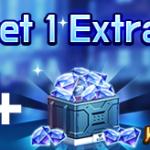 Buy 2 and Get 1 Extra Diamonds!