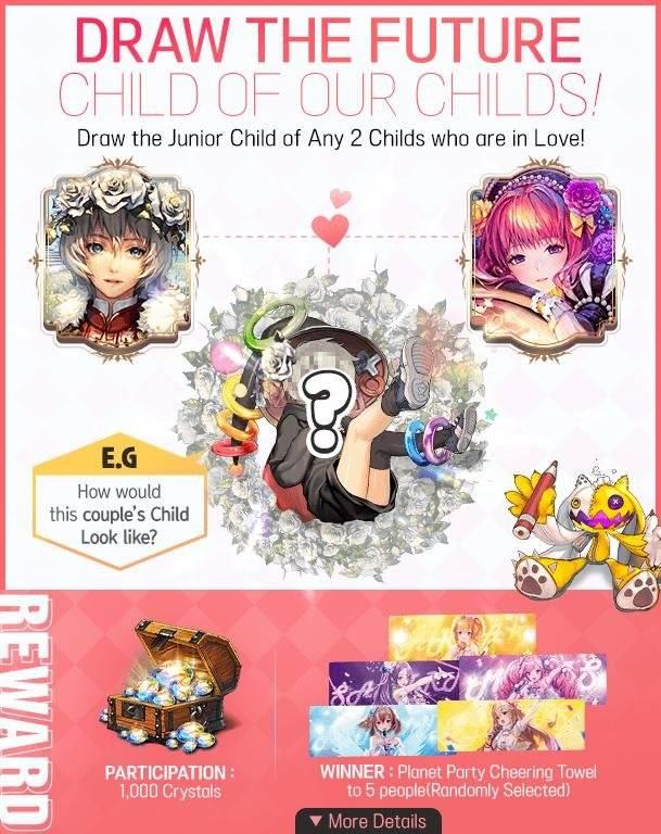 DESTINY CHILD: PAST NEWS - [NOTICE] COC Fan Art Winners Announcement image 1