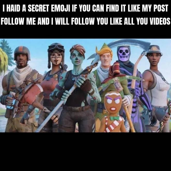 Fortnite: Memes - M image 1