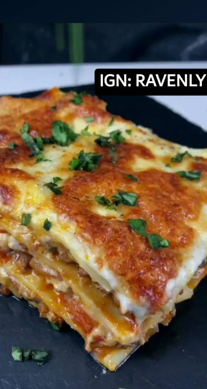 My Secret Bistro: [Closed] Real Food Authentication - LASAGNA MANZO IGN: RAVENLY image 7
