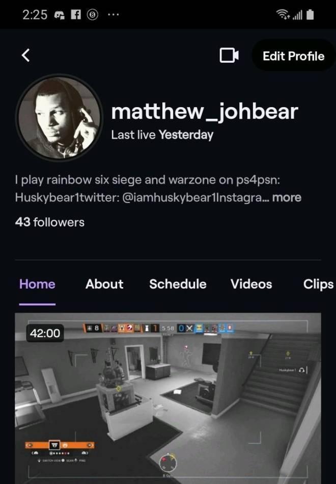 Rainbow Six: General - Hi I'm  Huskybear1! image 2