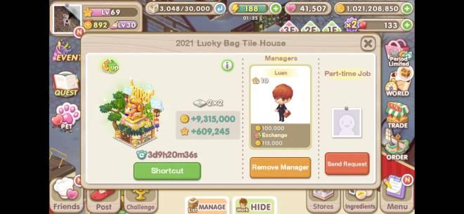 My Secret Bistro:  - Friend's Request - PT Partner image 2