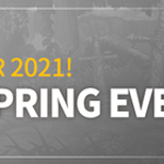 For a healthier 2021! Healthy Spring Event
