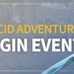 Spring with Lucid Adventure! Special Login Event!