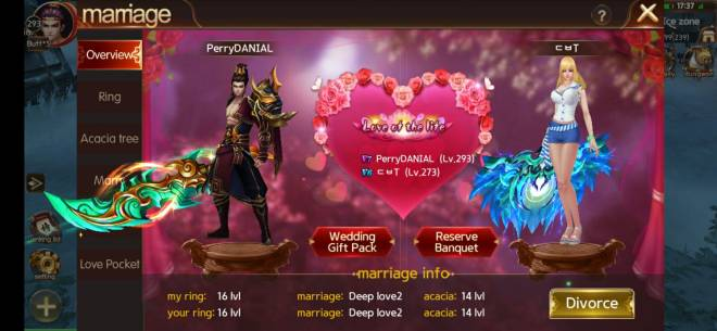 ATK CHALLENGER: Pepero Day of Love Certification - IGN:PerryDANIAL 304 SERVICE G97 image 1
