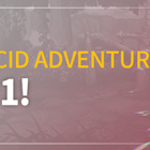 Spring with Lucid Adventure: Find 3 and 1!