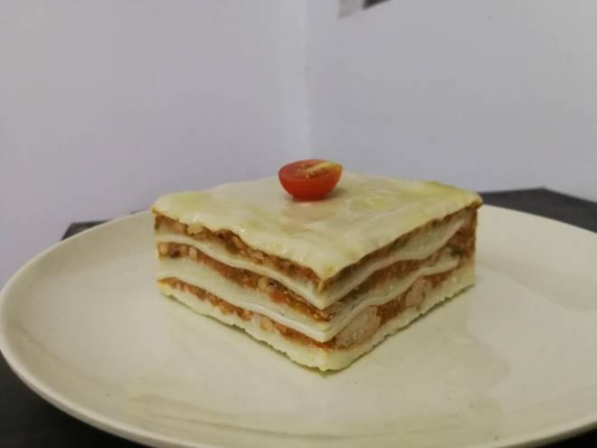 My Secret Bistro: [Closed] Real Food Authentication - Lasagna image 2