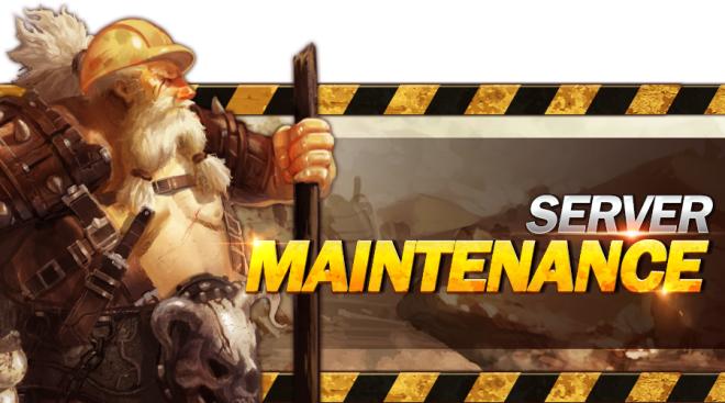 Dragon Chronicles: Notice - [Maintenance] 2021.02.25  image 1