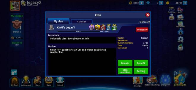 GunboundM: Find a clan and Friends - Everyone can join 😀 image 1