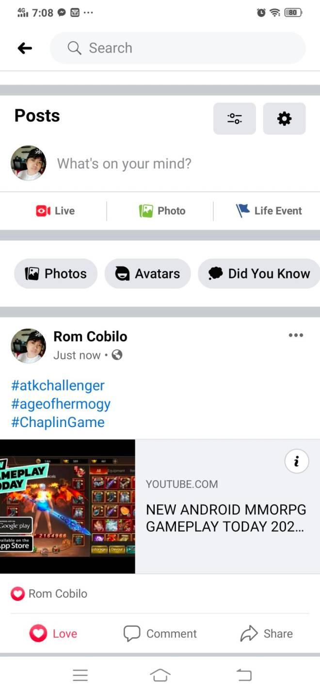 ATK CHALLENGER: Video Promotion - Server 306 G99 IGN: BlackTZY image 1