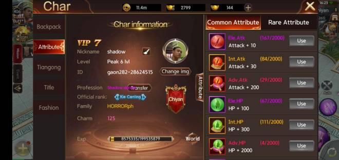 ATK CHALLENGER: Level 100 Certification - IGN: shadow Server : 283 image 1